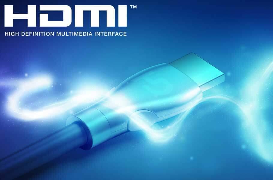 כבל hdmi איכותי למערכת קולנוע ביתית תקן 1.4