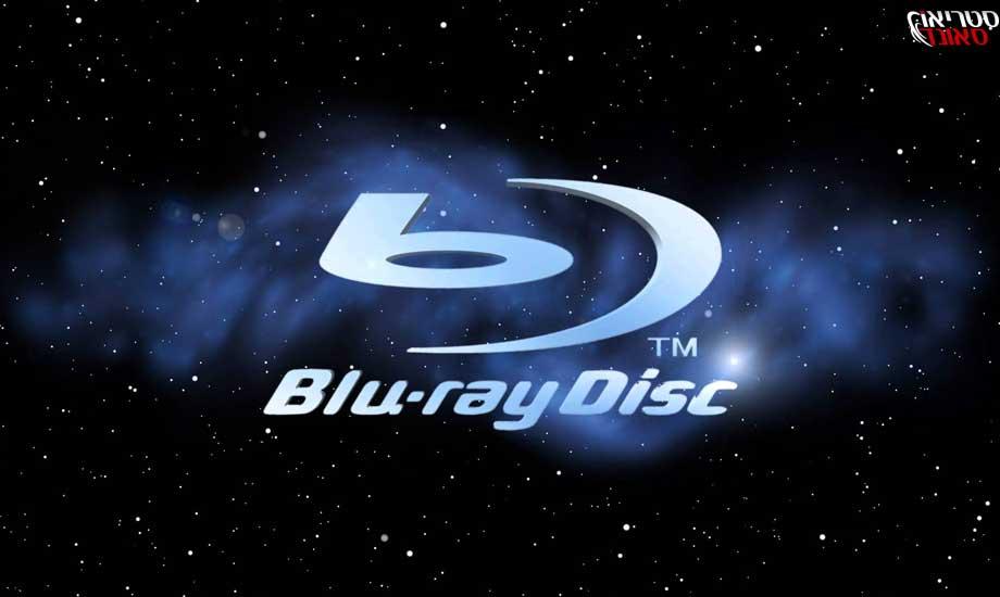 DVD בלו ריי
