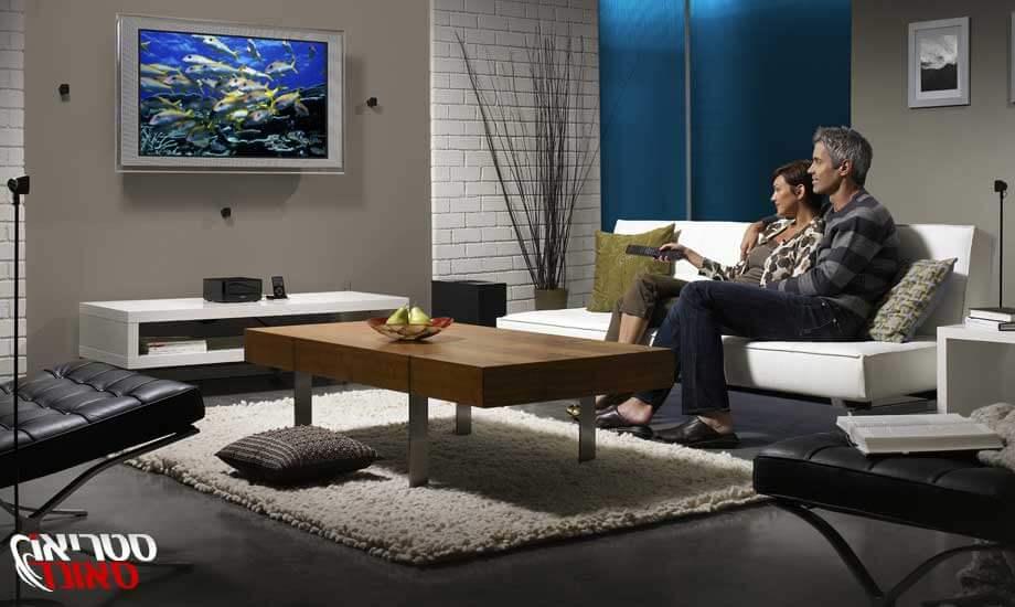 4 דרכים לשפר את איכות סאונד הטלויזיה