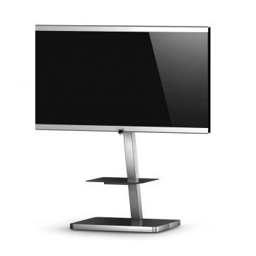 מעמד רצפתי לטלויזיה דגם 202710 בצבע שחור