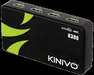 ממתג מפצל Kinivio HDMI 4K